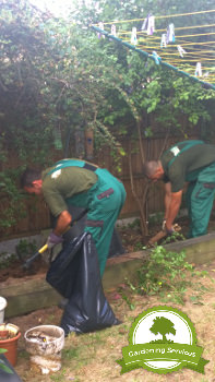 Liverpool Garden Clearance Services